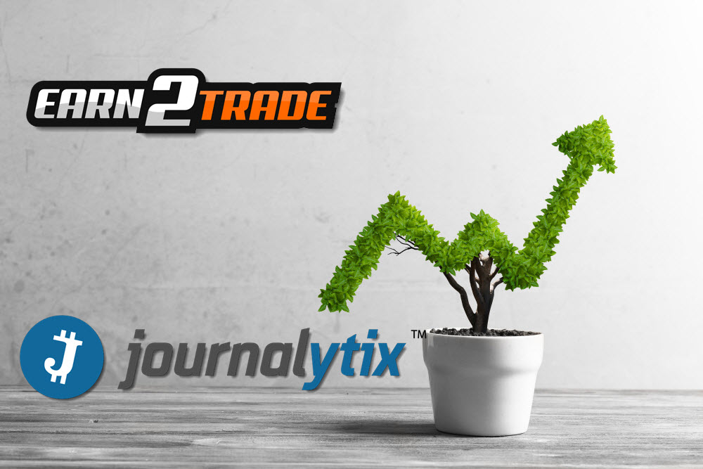 Earn2Trade and Journalytix Partnership – Improve your Performance & Get Funded!